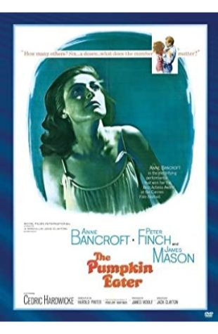 The Pumpkin Eater Anne Bancroft
