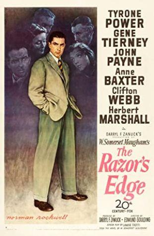 The Razor's Edge Anne Baxter