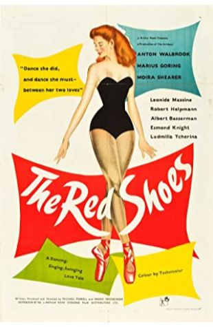 The Red Shoes Brian Easdale