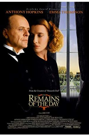 The Remains of the Day Emma Thompson