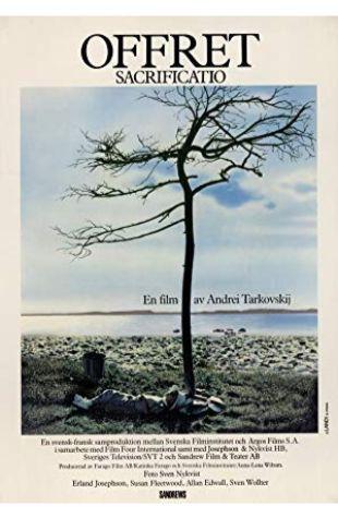 The Sacrifice Andrei Tarkovsky