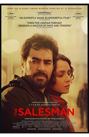 The Salesman Shahab Hosseini