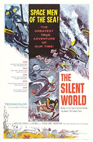 The Silent World Jacques-Yves Cousteau