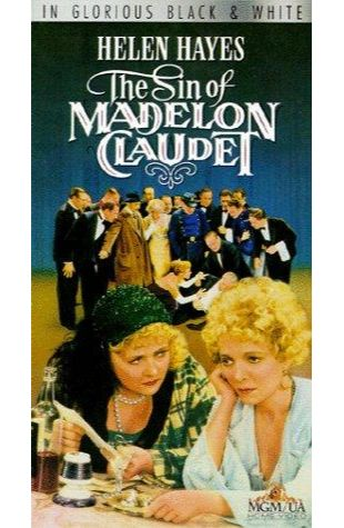 The Sin of Madelon Claudet Helen Hayes