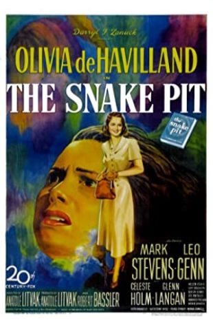 The Snake Pit Olivia de Havilland