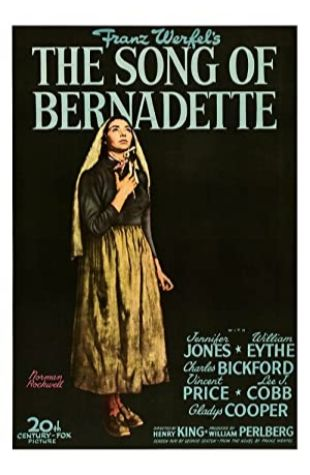 The Song of Bernadette Jennifer Jones