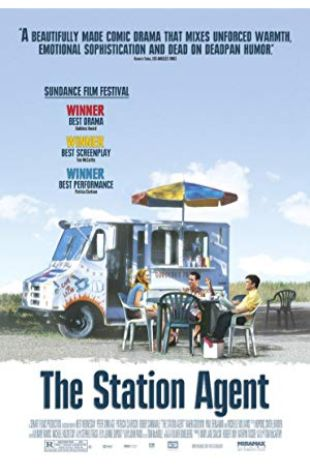 The Station Agent Paul Benjamin