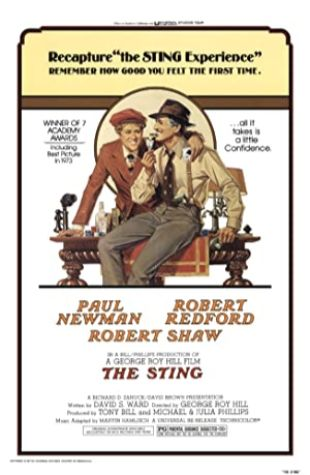 The Sting William Reynolds
