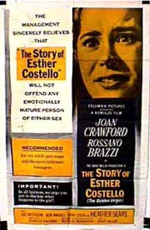 The Story of Esther Costello David Miller