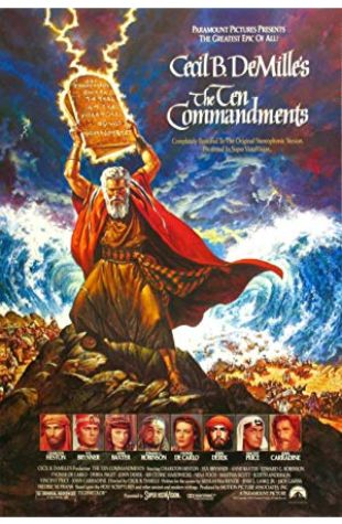 The Ten Commandments John P. Fulton