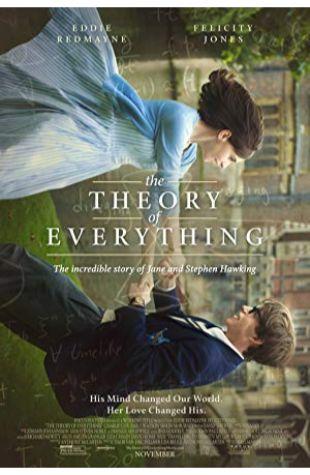 The Theory of Everything Eddie Redmayne