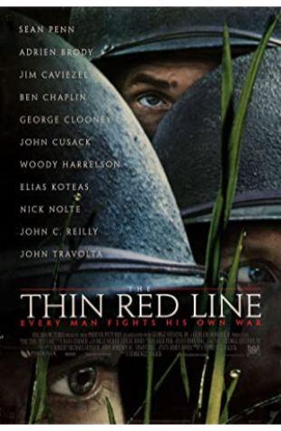The Thin Red Line Jim Caviezel