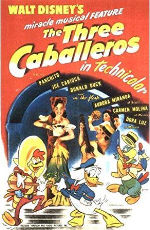 The Three Caballeros Walt Disney
