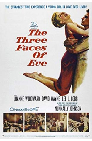 The Three Faces of Eve Joanne Woodward