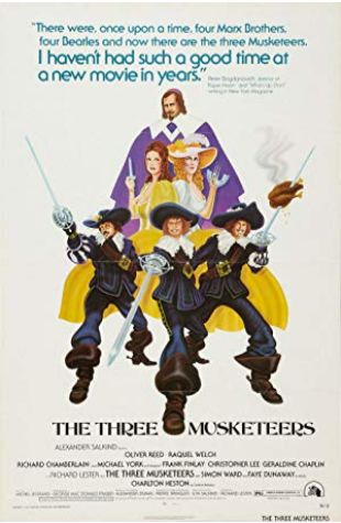 The Three Musketeers Raquel Welch