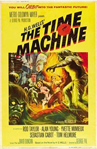 The Time Machine Gene Warren