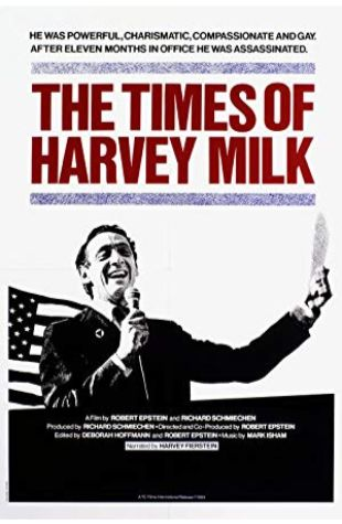 The Times of Harvey Milk Rob Epstein