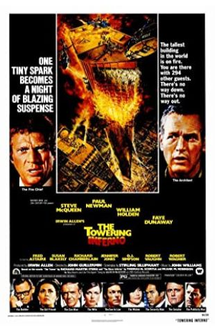 The Towering Inferno Al Kasha