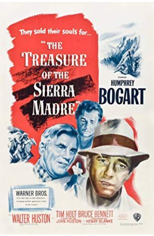 The Treasure of the Sierra Madre John Huston
