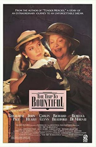 The Trip to Bountiful Geraldine Page
