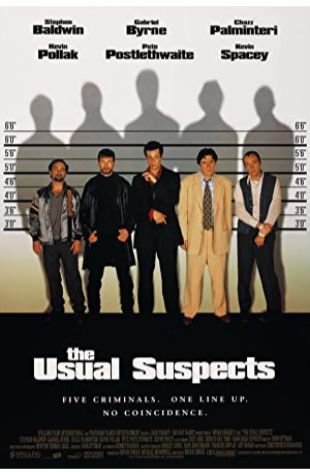 The Usual Suspects Benicio Del Toro