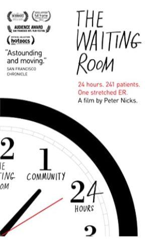 The Waiting Room Peter Nicks