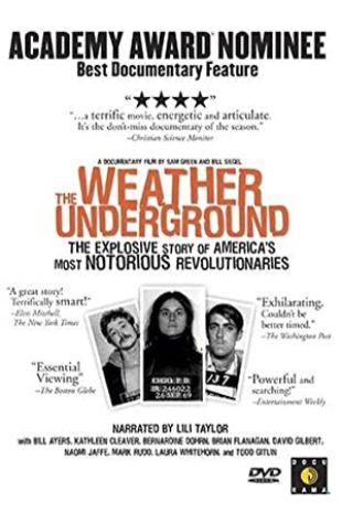 The Weather Underground Sam Green