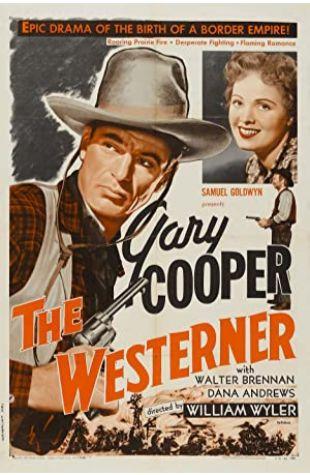The Westerner Walter Brennan