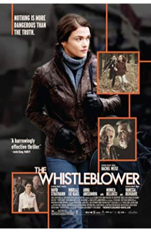 The Whistleblower Larysa Kondracki