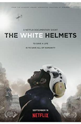 The White Helmets Orlando von Einsiedel