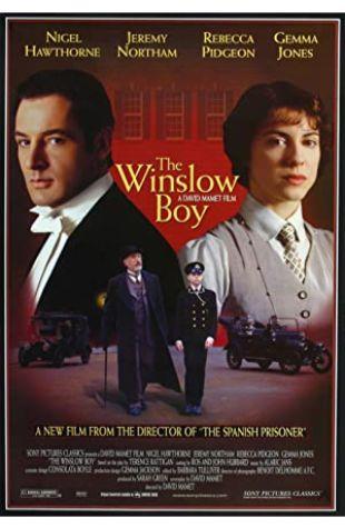 The Winslow Boy David Mamet