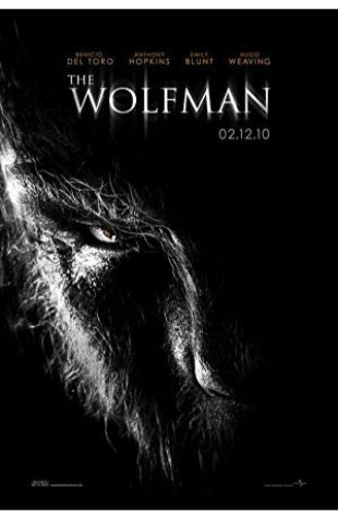 The Wolfman Rick Baker