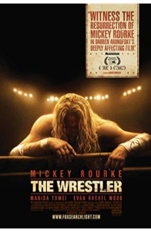 The Wrestler Mickey Rourke