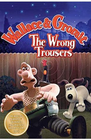 The Wrong Trousers Nick Park