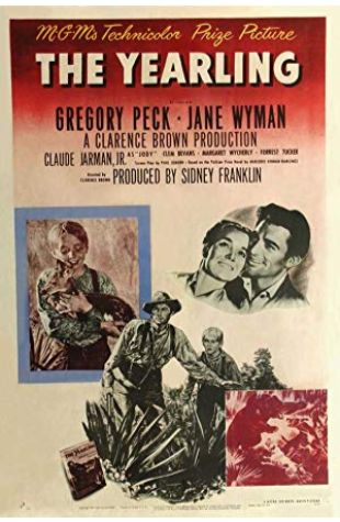 The Yearling Gregory Peck