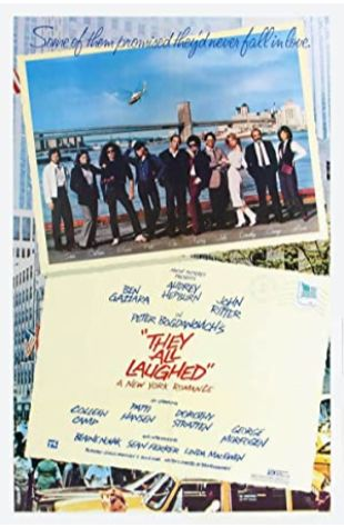 They All Laughed Peter Bogdanovich