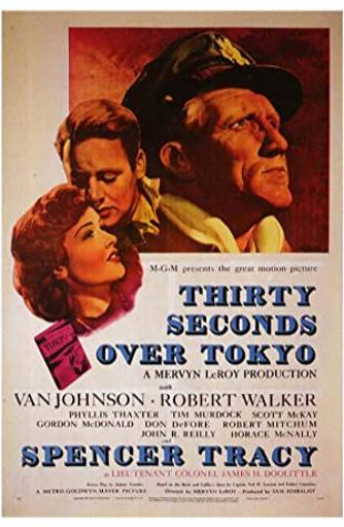 Thirty Seconds Over Tokyo A. Arnold Gillespie
