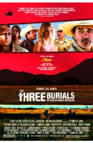 Three Burials Tommy Lee Jones