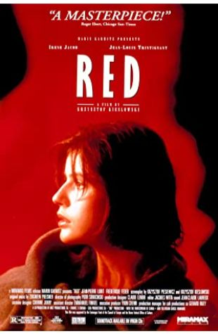 Three Colors: Red Krzysztof Kieslowski