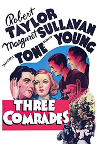 Three Comrades Margaret Sullavan
