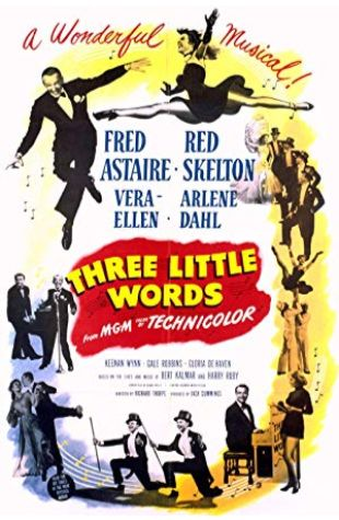 Three Little Words Fred Astaire