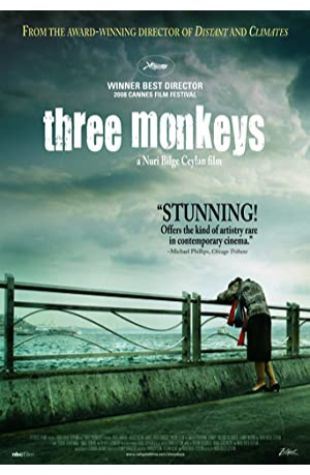 Three Monkeys Nuri Bilge Ceylan