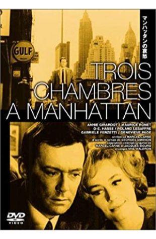 Three Rooms in Manhattan Annie Girardot
