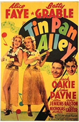 Tin Pan Alley Alfred Newman
