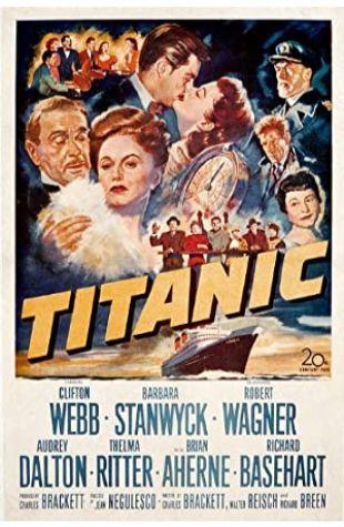 Titanic Charles Brackett