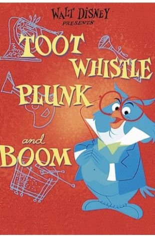 Toot, Whistle, Plunk and Boom Walt Disney
