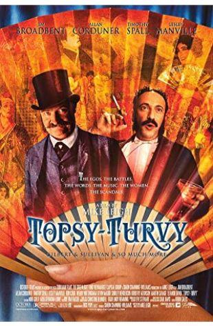 Topsy-Turvy Lindy Hemming