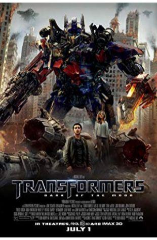 Transformers: Dark of the Moon Erik Aadahl