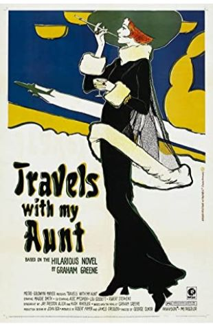 Travels with My Aunt Anthony Powell