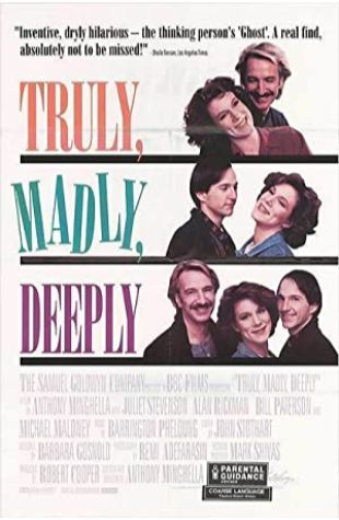 Truly Madly Deeply Juliet Stevenson